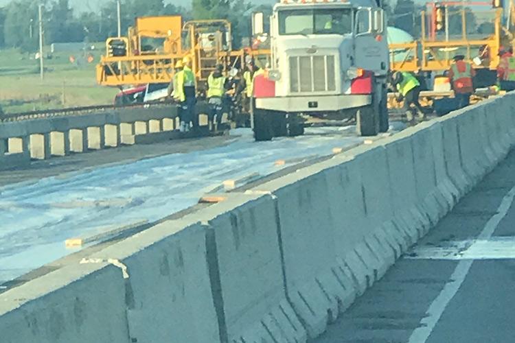 Bridge Repair Project