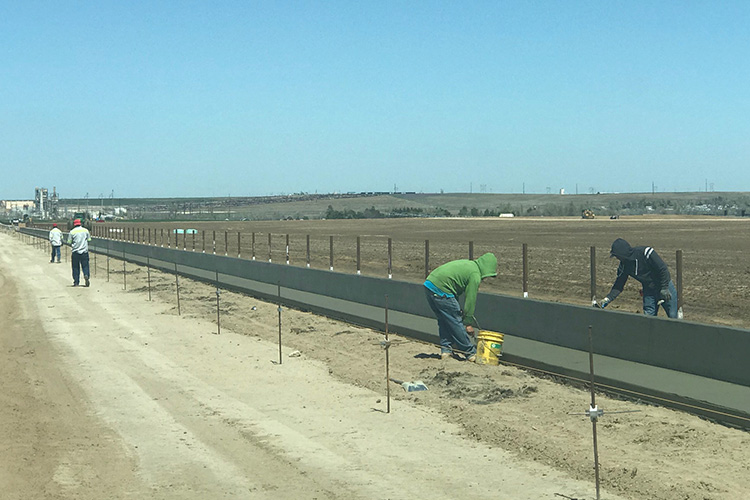 Wilroads Feed Yard Expansion